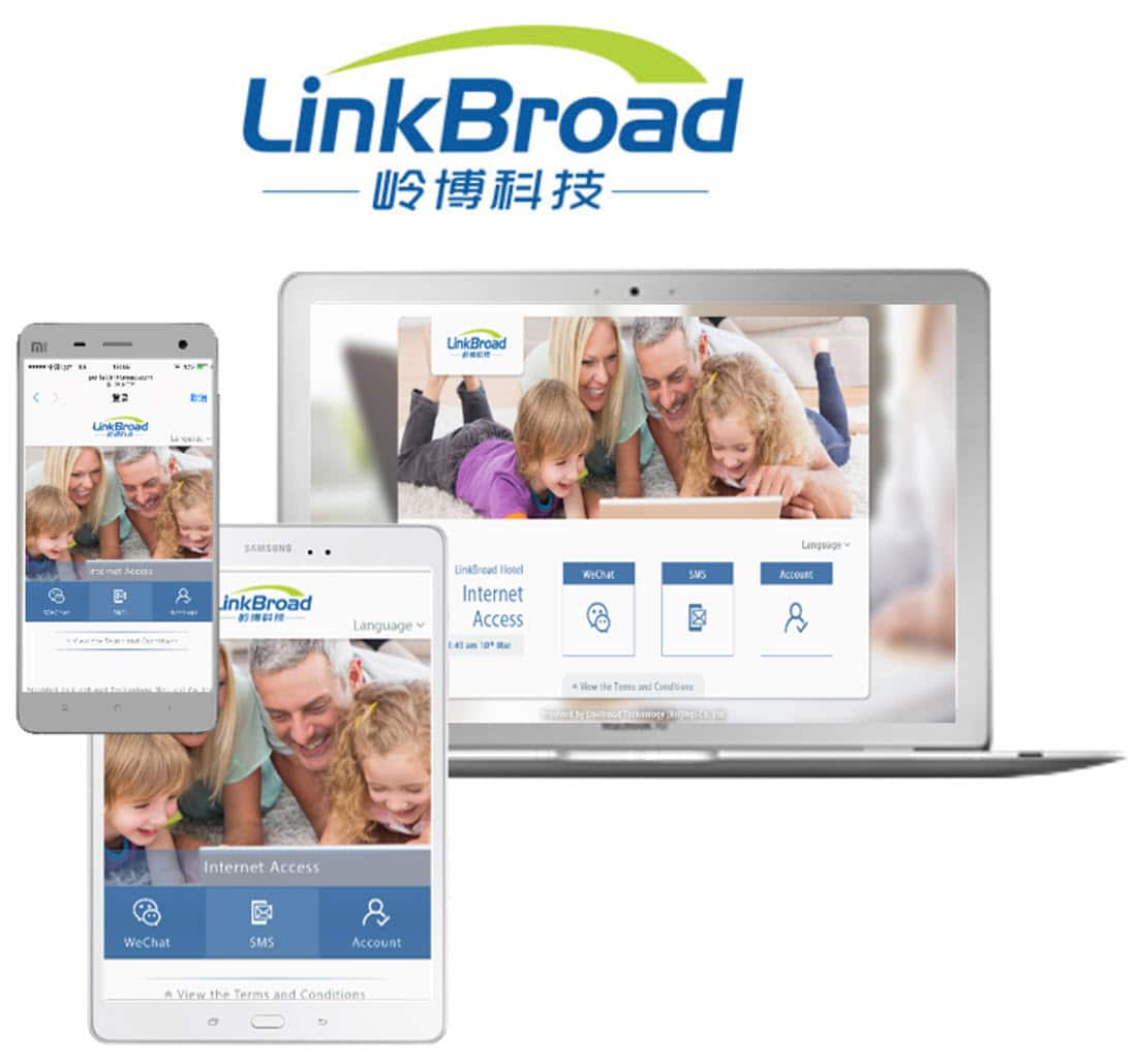HSIA LinkBroad